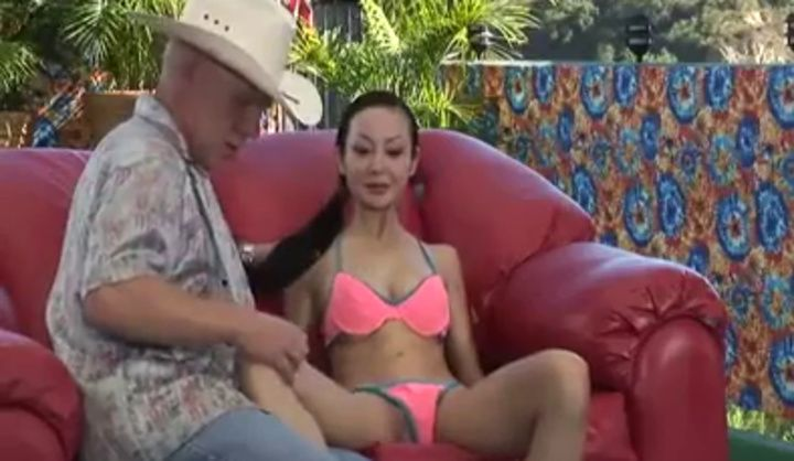 Old Fellow Humps Hot Asian Milf
